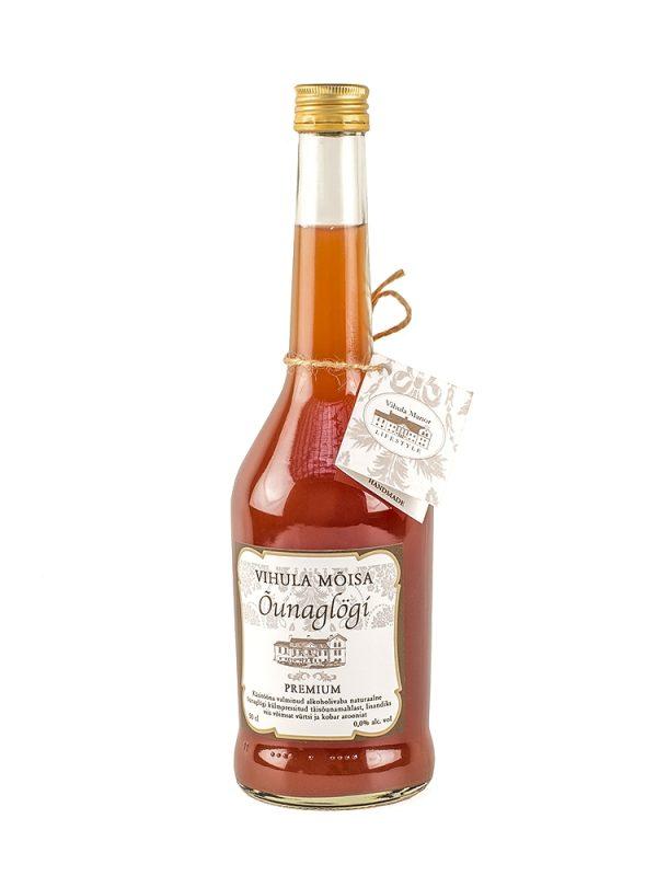 Vihula Mõisa alkoholivaba käsitöö õunaglögi premium