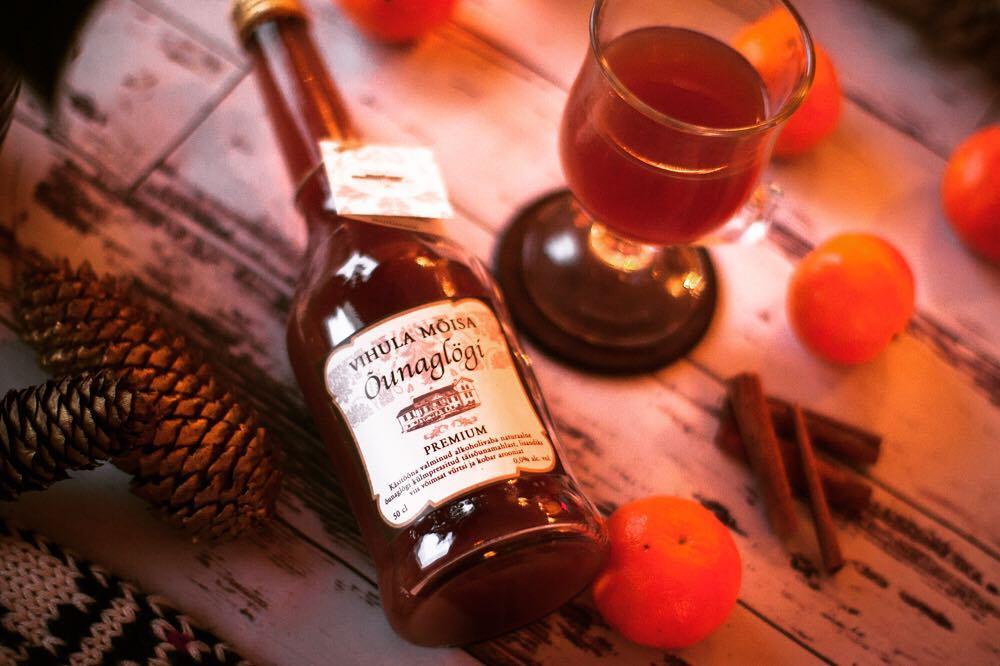 Vihula Mõisa õunaglögi by @winerumours