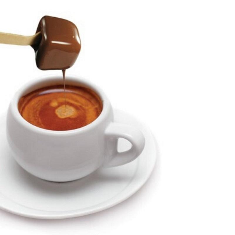 kuuma šokolaadi lusikas