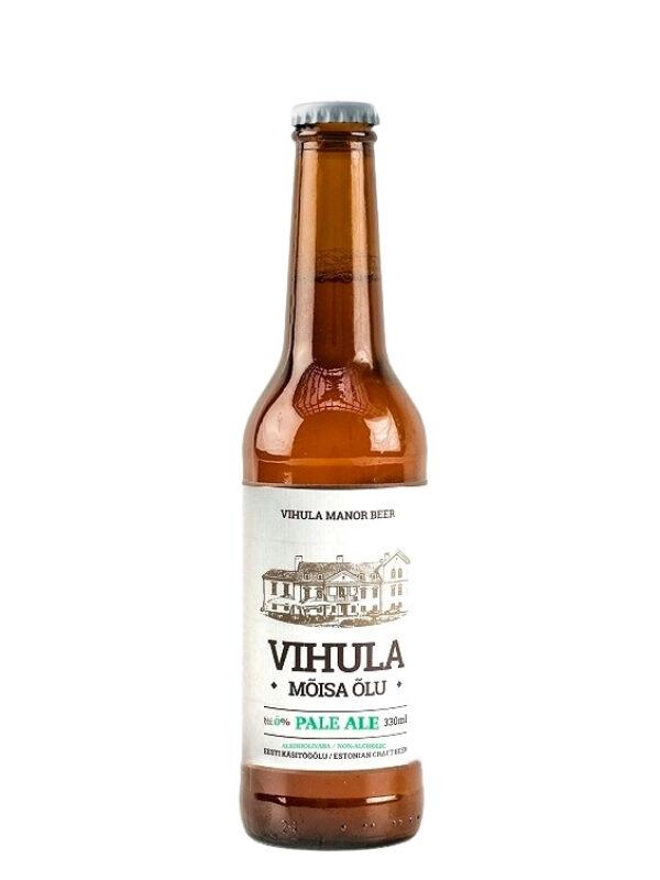 pale ale alkoholivaba õlu