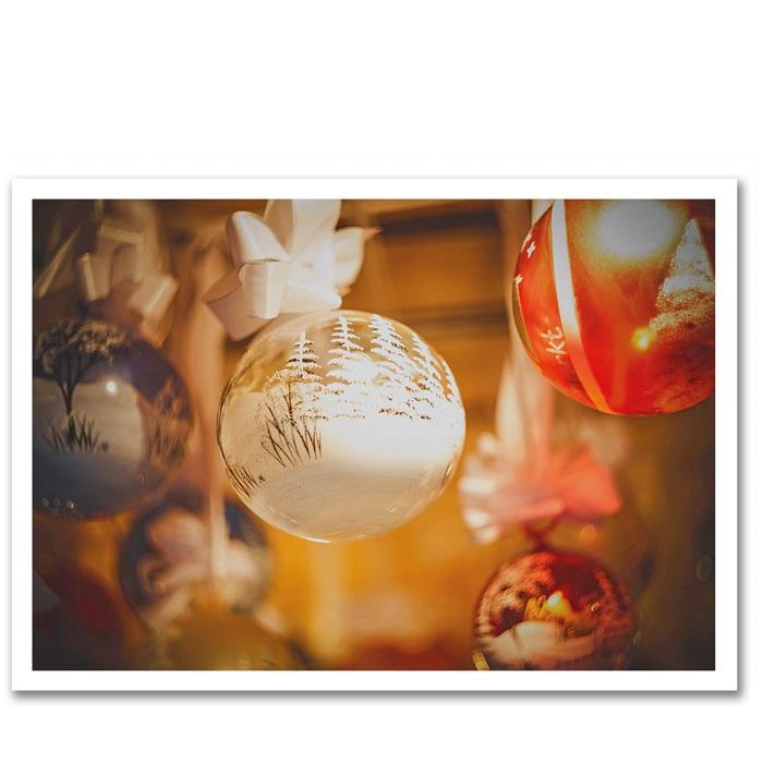 Jõulukaart Kuuseehted