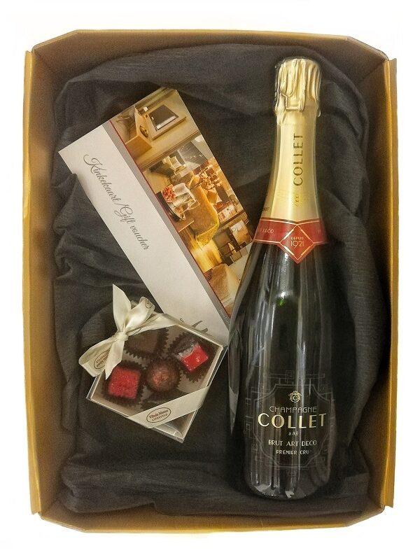 Collet šampanja lummuses - erakordne mõisaelu glamuur