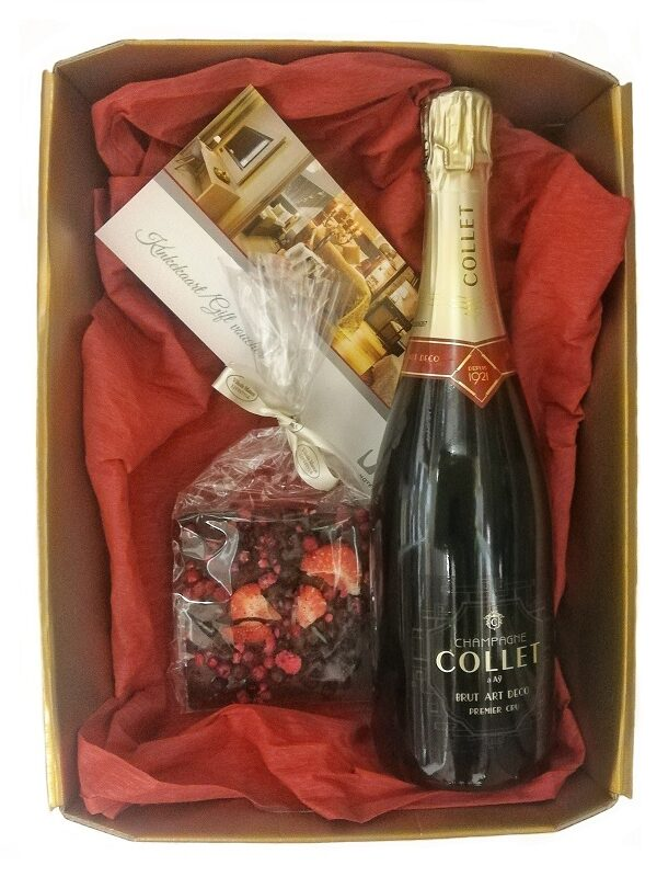 Colett šampanja lummuses - kirglik elamise kunst