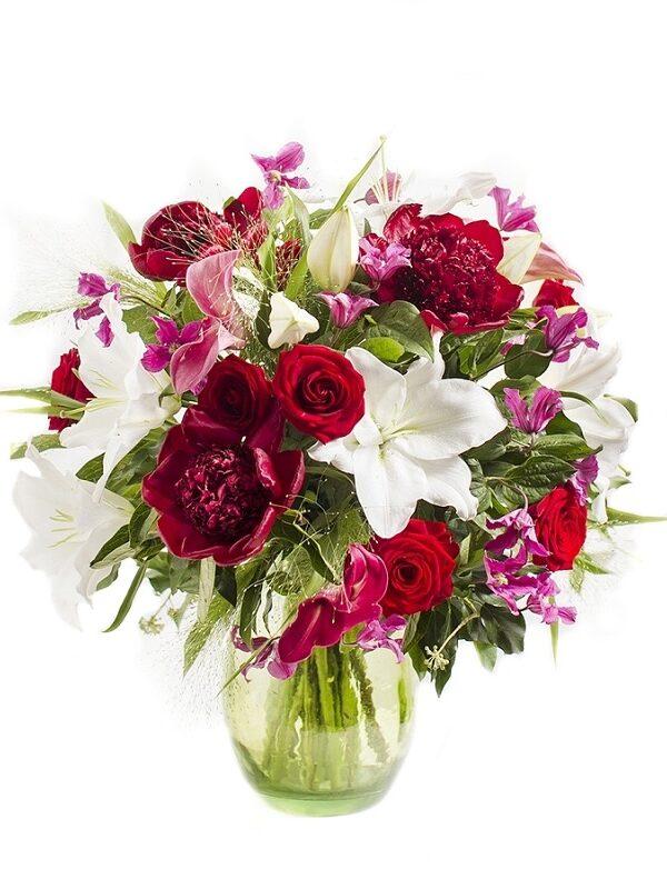 Südamlik punane lillekimp
