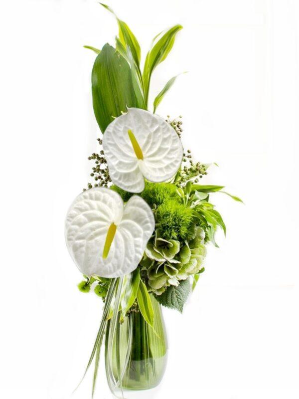 Roheline lillekimp mehele