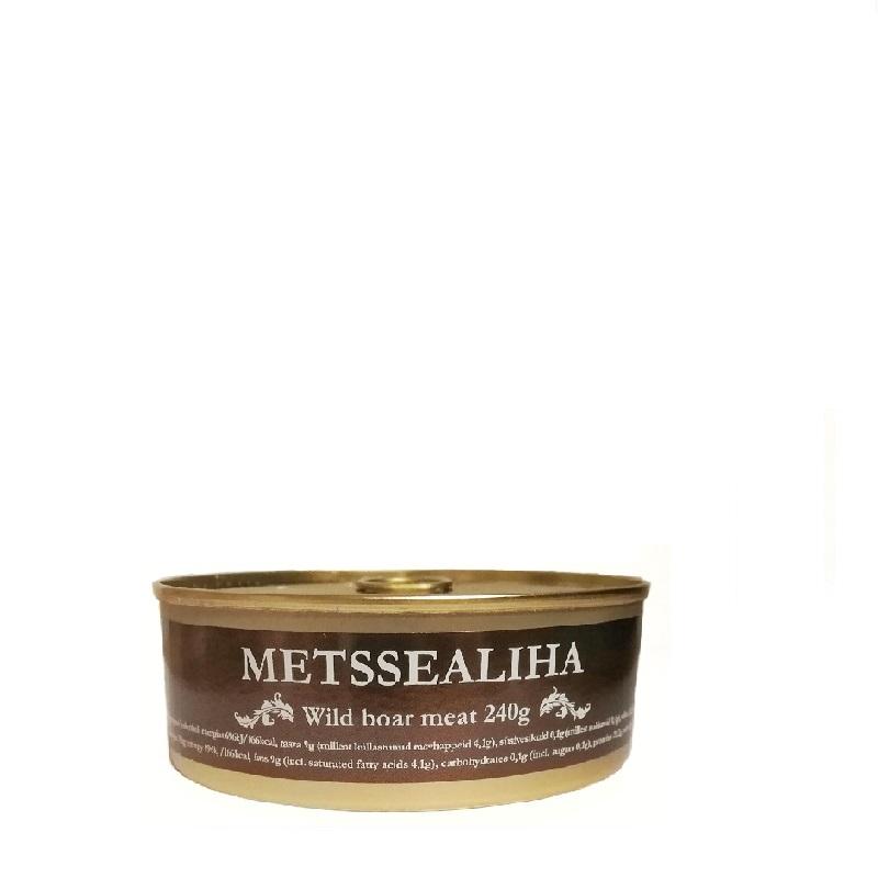 Metssealiha konserv